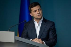 Zelensky se reúne en Davos con la directora gerente del FMI