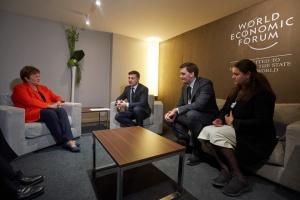 Гончарук обговорив із директоркою МВФ нову програму фінансування