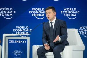 Зеленський: Я Президент 248 днів, і всі ці дні працюю на Україну