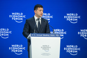 Zelensky: Ukraine enjoys support of investors