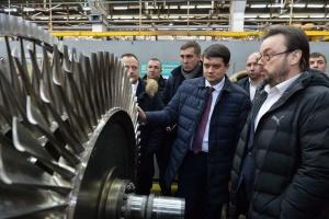 Разумков сказав, коли можна говорити про відновлення співпраці «Зорі»-«Машпроєкту» з РФ
