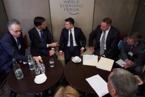 Зеленський обговорив з Рютте справу МН17 і збиття українського літака в Ірані