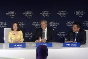 Дискуссия в Давосе: эксперты назвали торговое соглашение США и Китая не очень реалистичным