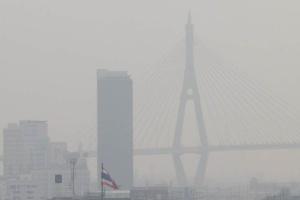 У Таїланді закрили майже півтисячі шкіл через брудне повітря