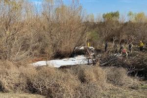 У Каліфорнії розбився літак, є загиблі