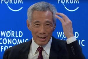 Мировой экономический климат будут определять отношения между США и КНР – премьер Сингапура