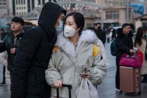 Число заболевших коронавирусом в Китае превысило 570 человек