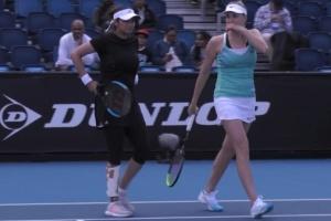 Кіченок з Мірзою не дограли матч першого кола на Australian Open