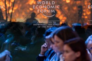 Olexiy Hontcharouk a participé au petit-déjeuner ukrainien à Davos