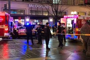 В Сиэтле произошла перестрелка перед McDonald's, есть погибший и раненые