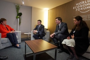 Ukraine's PM, IMF Managing Director discuss new financing program