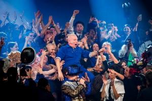 Українка вийшла на подіум у прощальному шоу Готьє