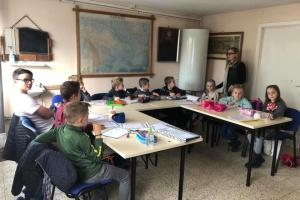 Українська школа в бельгійському Вамі запрошує на заняття