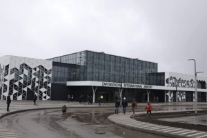Керівництво запорізького аеропорту поскаржилося на дії СБУ