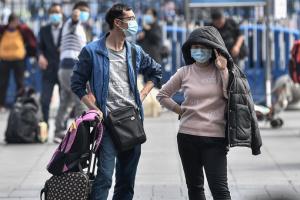 Від коронавірусу в Китаї вже померли 25 осіб, понад 600 хворих