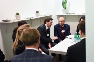 Гончарук обговорив з президентом ЄБРР перспективи залучення інвестицій