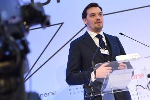 Гончарук про Давос: Довіра міжнародних партнерів до України посилюється