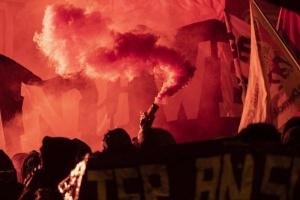 Протести проти Давосу: поліція Цюриха застосувала водомети, сльозогінний газ і гумові кулі