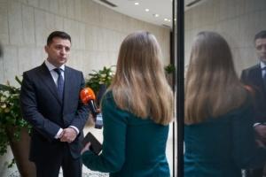 Präsident: Ukraine begann Gespräche mit Russland über neuen Gefangenenaustausch