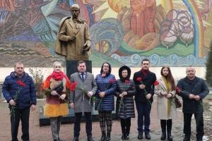 Посольство України в Узбекистані долучилося до святкування Дня Соборності