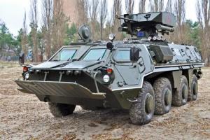 Укроборонпром дав 24 години на перевірку якості корпусів БТР-4Е