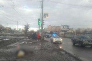 У Харкові водій Infiniti на смерть збив пішохода