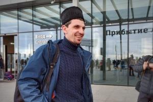 У Криму зустріли Ваїтова та Примова, що звільнилися з російського ув'язнення
