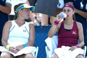 Ястремська і Бондаренко програли стартові матчі парного розряду на Australian Open