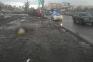 У Харкові затримали іноземця, який на смерть збив пішохода