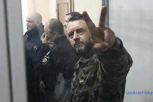 Прокурор у справі Шеремета вважає, що існує ризик втечі Антоненка