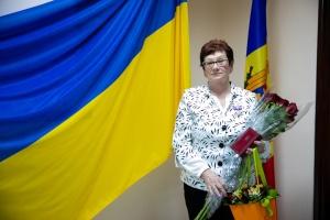 Голові жіночої громади українок Молдови вручили орден княгині Ольги