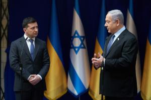 Treffen von Selenskyj und Netanjahu: Zusammenarbeit im Bereich IT und Tourismus auf Agenda