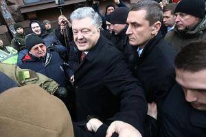 Порошенко заявляет, что сам придет на допрос в ГБР