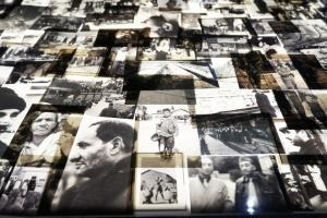 ゼレンシキー大統領夫妻、エルサレムのホロコースト犠牲者追悼記念館を訪問