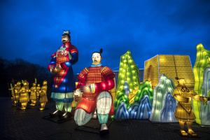 Кличко запросив киян на фестиваль гігантських китайських ліхтарів