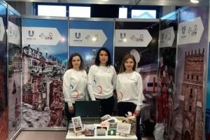 Луцьк представляє свій туристичний потенціал у Литві