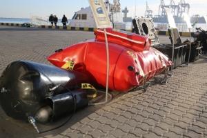 США передали українським прикордонникам спорядження для захисту морських рубежів