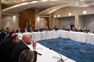 Zelensky a los empresarios de Israel: Ucrania quiere grandes inversiones