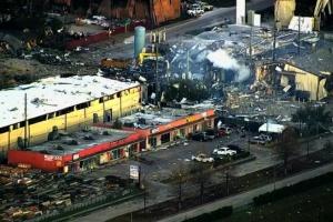 На американському заводі стався потужний вибух, є загиблі