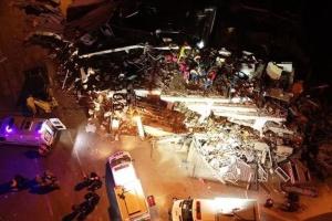 Кількість жертв землетрусу в Туреччині сягнула 18 осіб