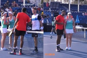 Микст Киченок и Бопанны вышел во второй круг Australian Open