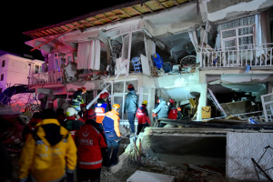 Количество жертв землетрясения в Турции возросло до 31