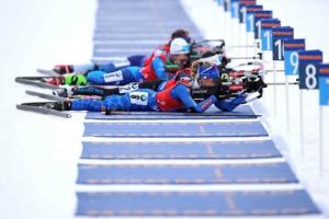 Біатлон: Франція виграла сінгл-мікст етапу Кубка світу, Україна - п'ята