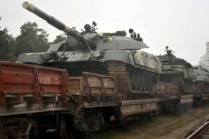 Armee bekommt 15 reparierte Kampfpanzer T-72