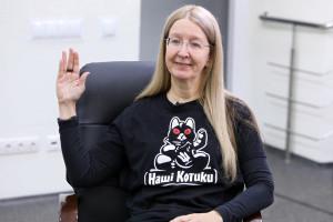 Уляна Супрун, громадська діячка, продюсерка