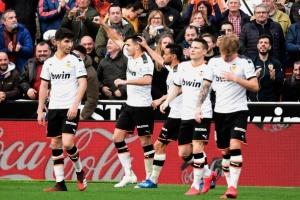 Ла Ліга: «Валенсія» обіграла «Барселону»