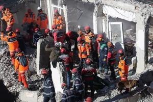 Землетрясение в Турции: количество погибших возросло до 35