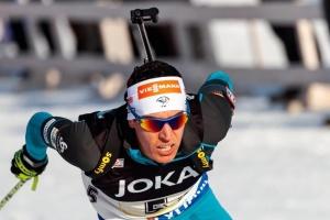 Биатлон: француз Майе выиграл масс-старт в Поклюке; Пидручный - 28-й