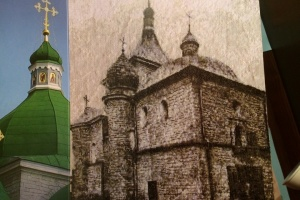 Майстриня з Тернополя зобразила у вишивці давні куточки міста