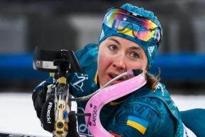 Джима стала 25-й в масс-старте на VI этапе Кубка мира по биатлону; победила шведка Эберг